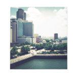 Opinión de la ciudad libreta para notas