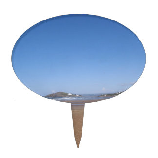 Opinión de la isla del municipio escocés de la pla palillos de tarta