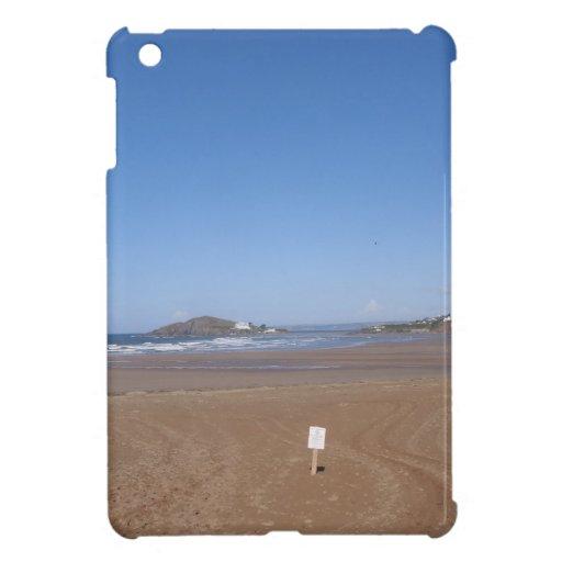 Opinión de la isla del municipio escocés de la pla iPad mini cárcasa