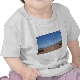 Opinión de la isla del municipio escocés de la pla camisetas