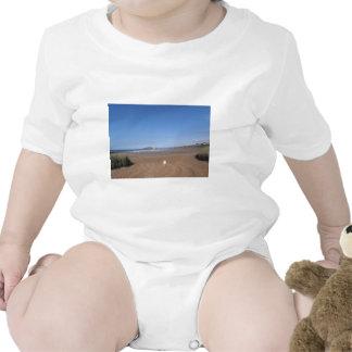 Opinión de la isla del municipio escocés de la pla trajes de bebé