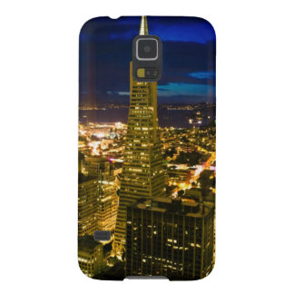 Opinión de la noche de San Francisco Carcasa De Galaxy S5