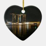 Opinión de la noche de Singapur Adorno Para Reyes