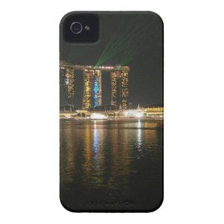 Opinión de la noche de Singapur Case-Mate iPhone 4 Carcasas
