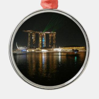 Opinión de la noche de Singapur Ornato