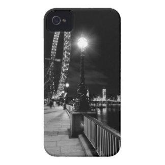Opinión de la noche del ojo de Londres iPhone 4 Cobertura