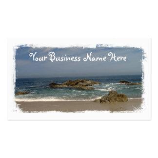 Opinión de las vacaciones tarjetas de negocios