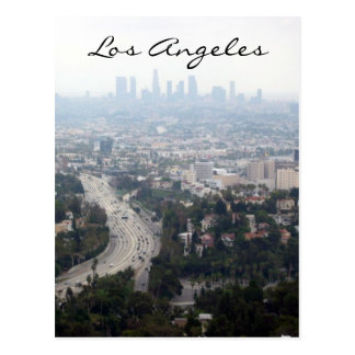 opinión de Los Ángeles Tarjeta Postal