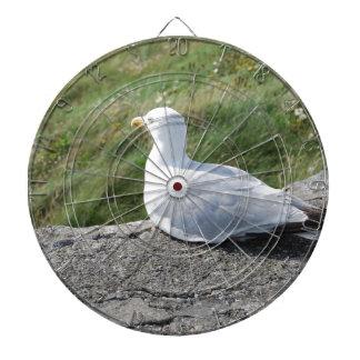 Opinión de ojo de pájaros tablero de dardos