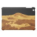 opinión de perspectiva 3D de Maat Mons en Venus