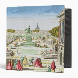 Opinión de perspectiva del lugar Louis XV