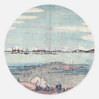 Opinión de perspectiva del soporte Dōkan por Etiqueta Redonda