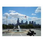 Opinión de Philadelphia Tarjeta Postal