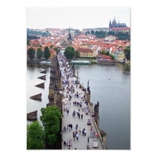 Opinión de Praga Foto