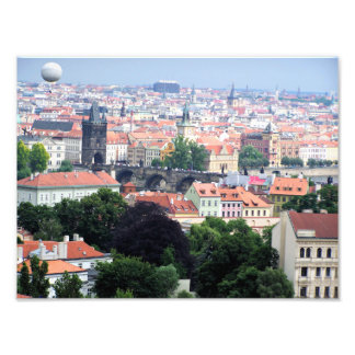 Opinión de Praga Fotografía