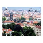 Opinión de Praga Postales