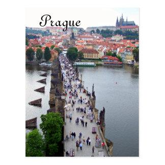 Opinión de Praga Tarjetas Postales