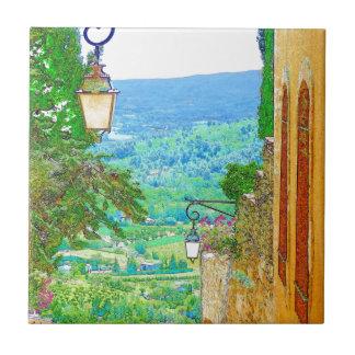 Opinión de Provence Azulejo Cuadrado Pequeño