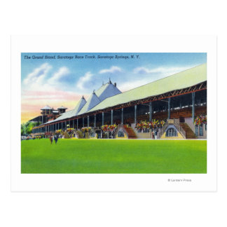 Opinión de Racegrounds del soporte magnífico en la Postales