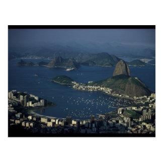 Opinión de Río de Janeiro Tarjeta Postal