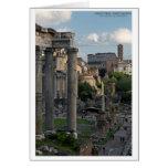 Opinión de Roma - Colosseum del foro Felicitacion