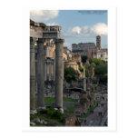 Opinión de Roma - Colosseum del foro Postal