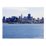 Opinión de San Francisco de la bahía Postal