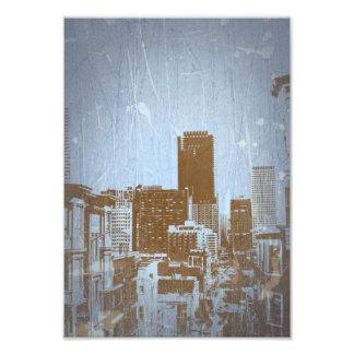 Opinión de San Francisco Impresión Fotográfica