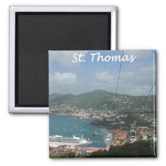 Opinión de St Thomas Imanes De Nevera