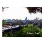 Opinión de Teherán Postales