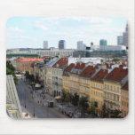 Opinión de Varsovia Alfombrilla De Raton