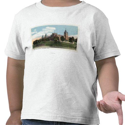 Opinión del campus de la universidad cruzada santa camisetas