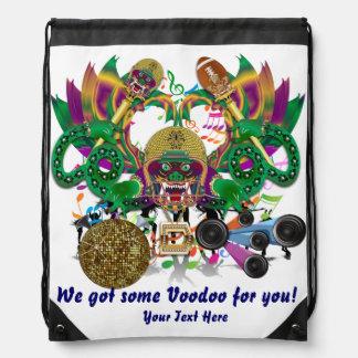 Opinión del carnaval del fútbol sobre diseño mochila