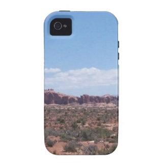 Opinión del desierto de la distancia Case-Mate iPhone 4 carcasas
