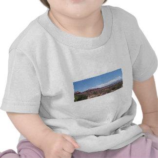 Opinión del desierto de la distancia camisetas