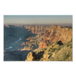 Opinión del desierto del Gran Cañón Impresiones Fotograficas