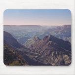 Opinión del desierto del Gran Cañón Alfombrillas De Ratones