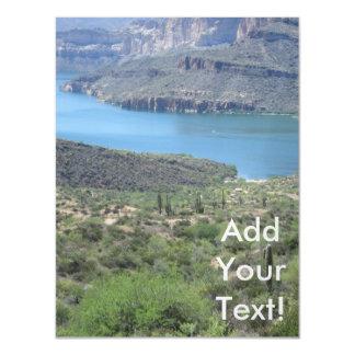 Opinión del lago apache invitaciones magnéticas