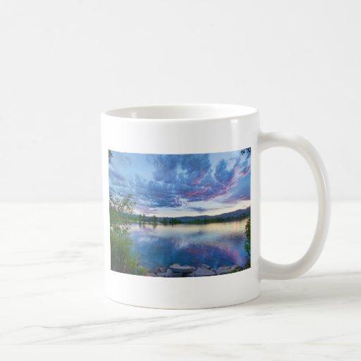 Opinión del lago coot taza de café