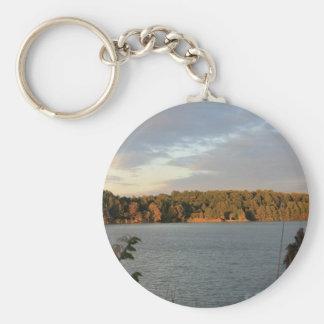 Opinión del lago llavero personalizado