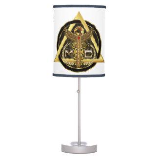 OPINIÓN del médico lámpara de mesa solamente ALRED