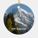 Opinión del Monte Rainier Ornamentos De Reyes