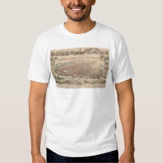 Opinión del ojo de pájaro de Sacramento, Camisas