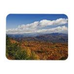 Opinión del otoño de montañas apalaches meridional imanes