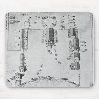 opinión del Pájaro-ojo de los edificios ideales de Alfombrillas De Raton