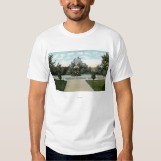Opinión del parque de Capron de la fuente Poleras