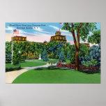 Opinión del parque del congreso del hotel magnífic póster