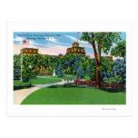 Opinión del parque del congreso del hotel tarjetas postales