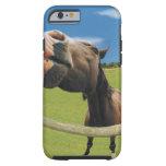 opinión del Pescado-ojo el caballo Funda Para iPhone 6 Tough