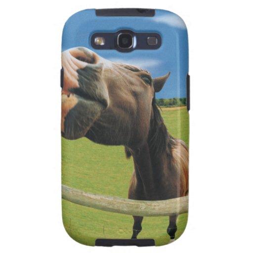 opinión del Pescado-ojo el caballo Galaxy S3 Cobertura